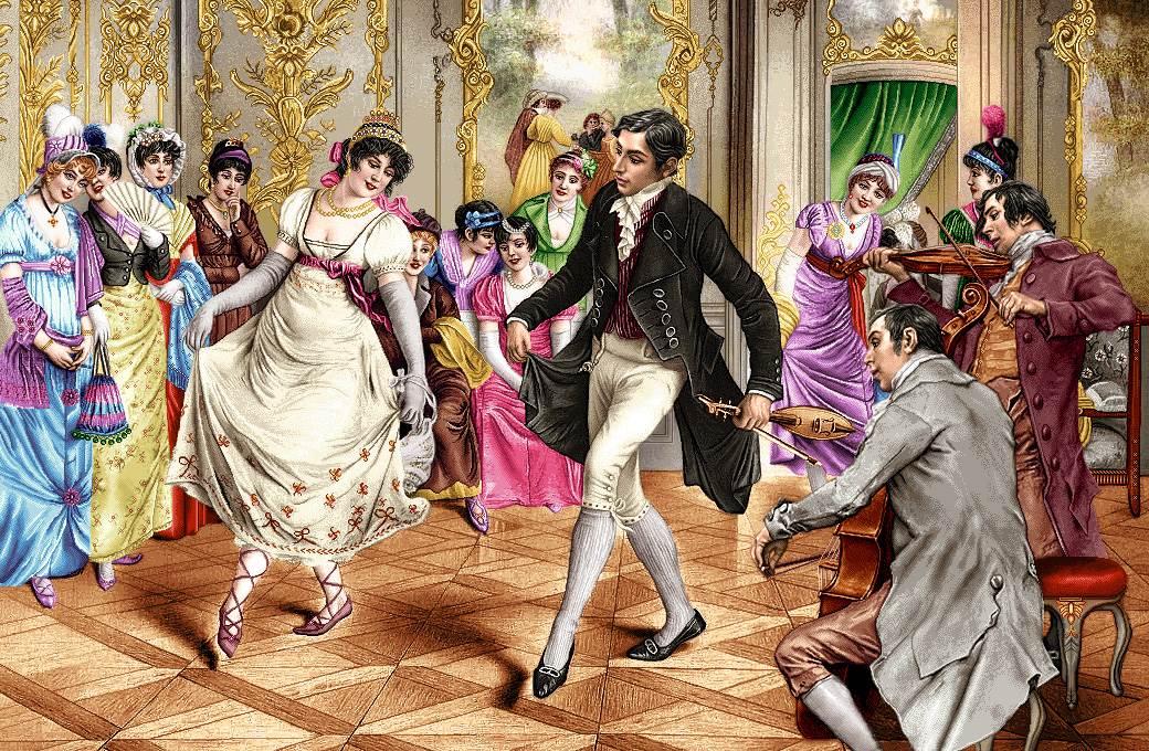 رقص در مهمانی