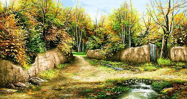 کوچه باغ
