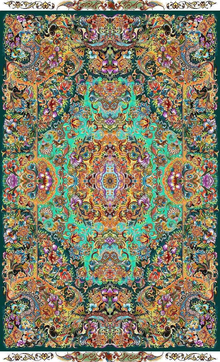 فرش نفیس ایرانی
