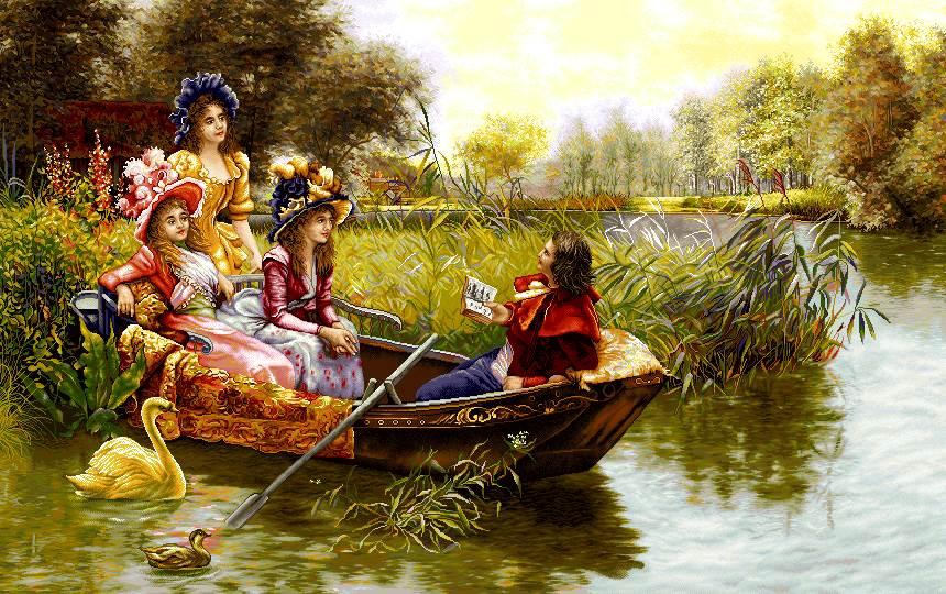 قایق عشق