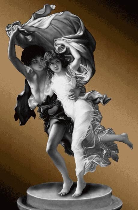 تندیس آدم و حوا