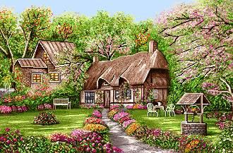 خانه ویلایی در بهار