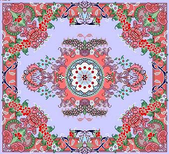 طرح زیبای اسلامی