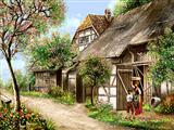 طبیعت در دهکده