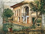 تابلو خانه معماری قدیم
