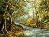 رودخانه جنگلی