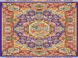 فرش با طرح زیبا
