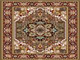 فرش زیبا کاشان