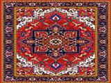 فرش قرمز ایرانی