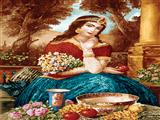 زن ایرانی دوران قدیم