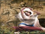 زن ایرانی هخامنشی