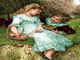 عاشقانه کودکانه