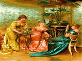 عصرانه زنان اشرافی