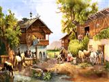 زندگی روستایی
