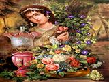 زن ایرانی زمان قدیم