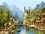 روستای سر سبز