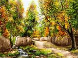 کوچه باغ پاییزی 6