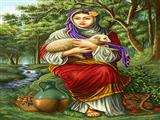 دختر روستا