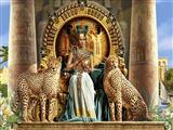 زن فرعون و یوزپلنگها