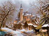 کلبه زمستانی 2