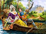 قایق عشق جدید