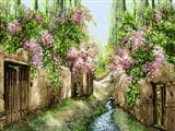 طبیعت بهاری روستا
