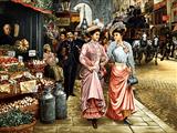 بازار شانزلیزه