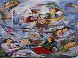عیسی و فرشتگان