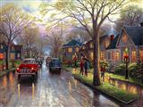 شهر بارانی