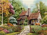 خانه در جنگل