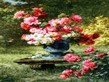 گلدان در طبیعت