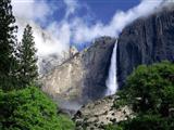 آبشار پار ملی یوسمیتی