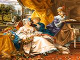 زنان اشرافی