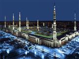 مسجد النبی مدینه منوره