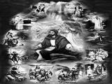 تابلو پیامبران و امامان